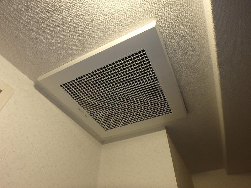埼玉県換気扇工事のプライムワーク
