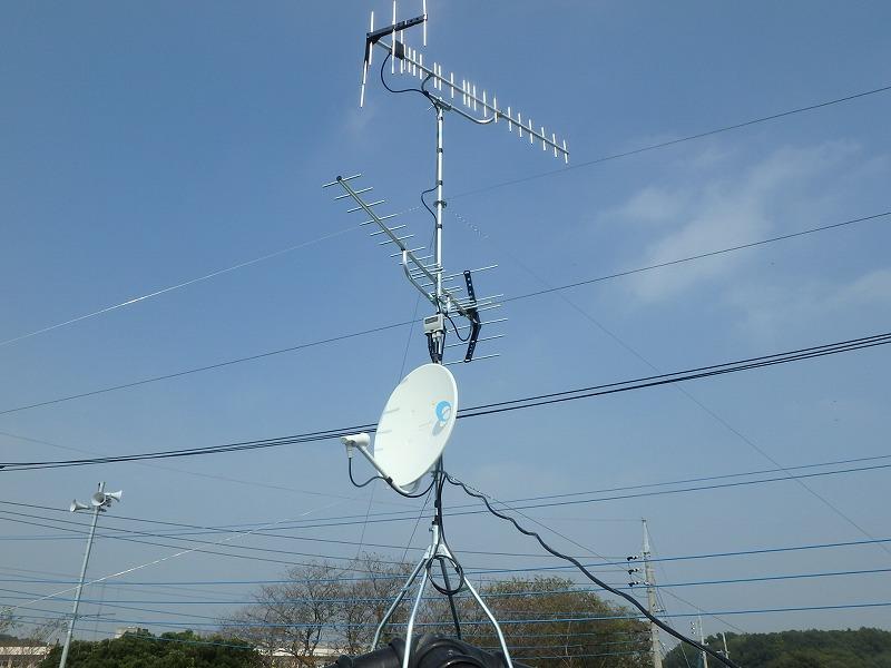 水戸NHKアンテナ