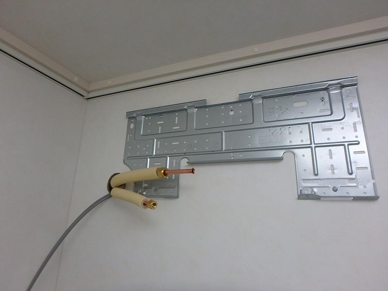 防音室エアコン工事