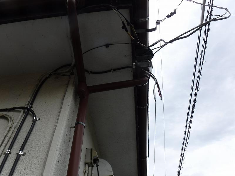 単3配線工事
