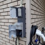 PHV、PHEV充電用コンセント