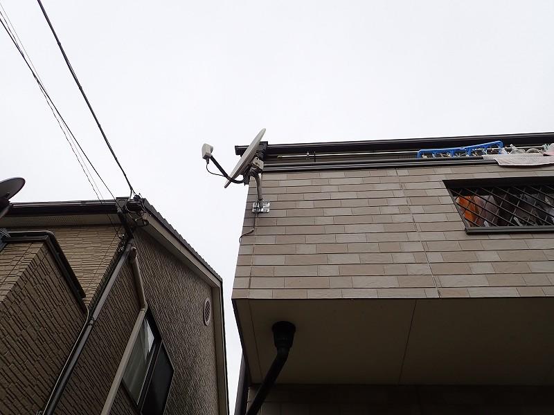 野田市アンテナ工事