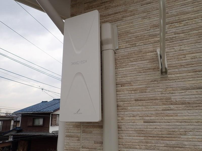 松戸市アンテナ工事