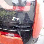 BMW i3充電コンセント